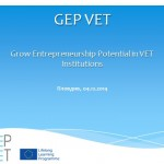 GEP VET Caption page