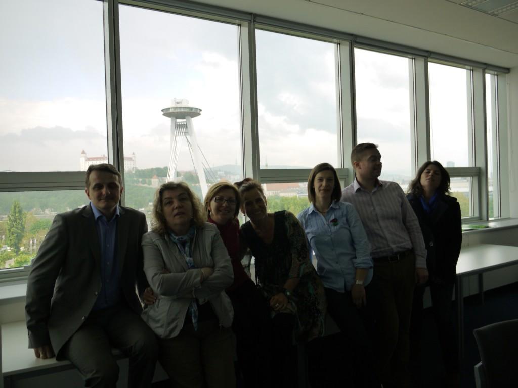 Meeting in Bratislava